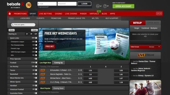 betsafe website